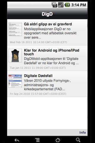 【免費新聞App】DigD-APP點子