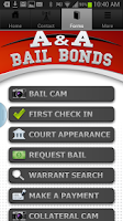 Screenshot of AA Bail