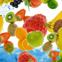 Fruits HD LWP Lite icon