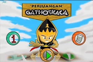 Screenshot of Perjuangan Gathotkaca