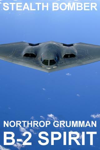 Stealth Bomber B-2 Spirit FREE