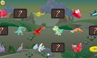 Screenshot of Dino Dots Connect for Kids