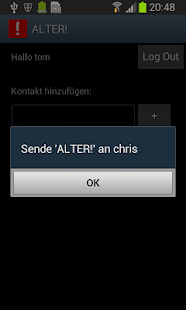 ALTER! - screenshot