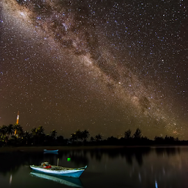 by Uray Mirwan - Landscapes Starscapes ( stars, beautiful, milky way )