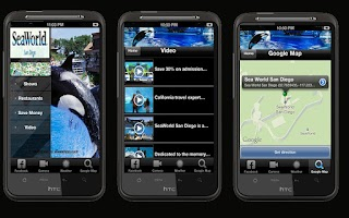 Screenshot of Sea World Guide