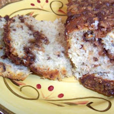 Toffee- Banana Rum Bread