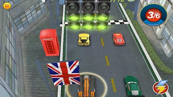 Screenshot of Cars 2 Read and Race