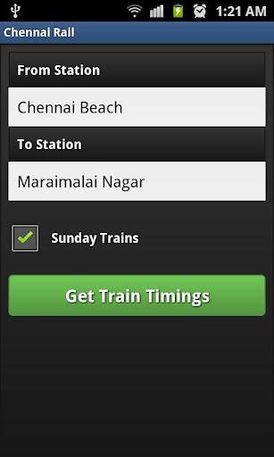 Rail Neram