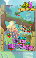 Screenshot of Icy Tower 2 Temple Jump