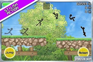 Screenshot of Stylish Sprint for GREE