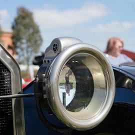 Light Reflection by Jefferson Welsh - Transportation Automobiles