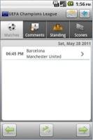 Screenshot of Shawweet Football Soccer Live