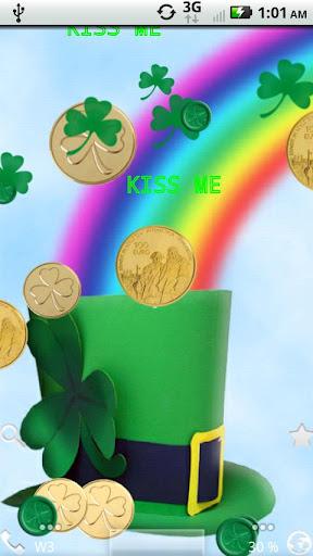 Shamrocks and Coins Live