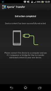 App Xperia™ Transfer Desktop APK for Windows Phone