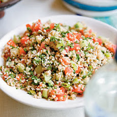Bulgur, Mint, and Parsley Salad