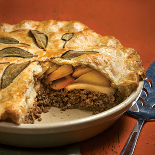 Apple Cheddar Pork Pie Recipes