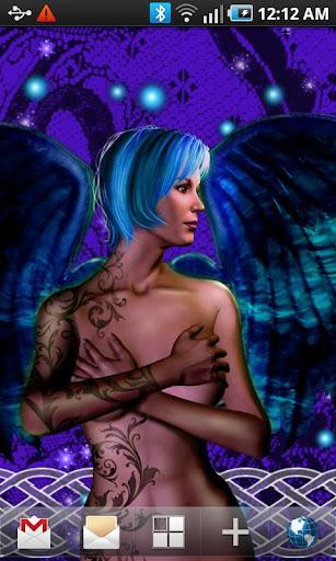紋身天使(捐贈)