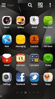 Screenshot of (FREE) Calm GO Launcher Theme