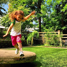 To be a kid again...~ Brygida by Bridget Wegrzyn - Babies & Children Children Candids (  )