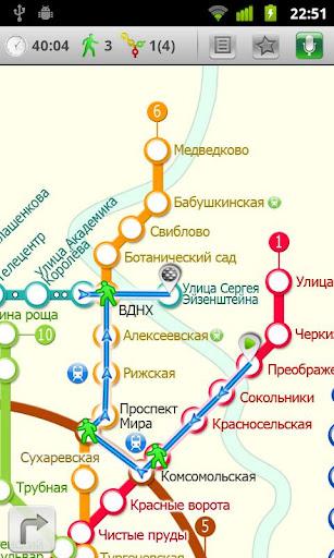 Moscow Metro 24