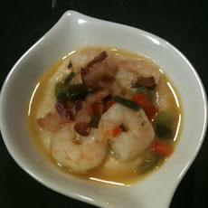 Crock Pot Low Country Shrimp and Grits