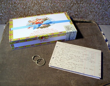 Cigar Box Album Kit