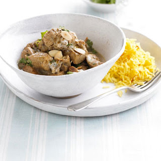 The ultimate makeover: Chicken korma