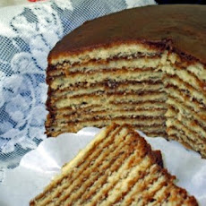 The Smith Family's 12-Layer Cake