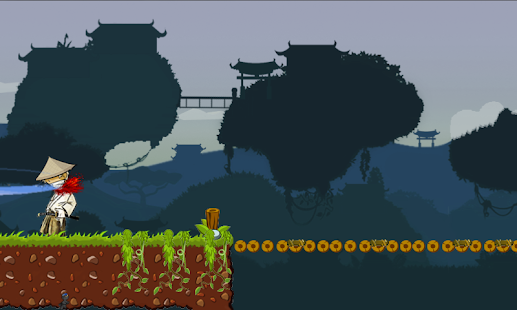 Angry Ninja - screenshot