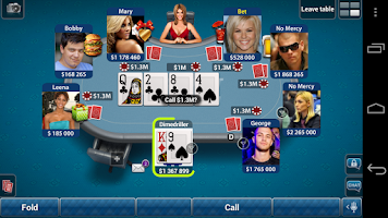 Screenshot of Texas Poker E