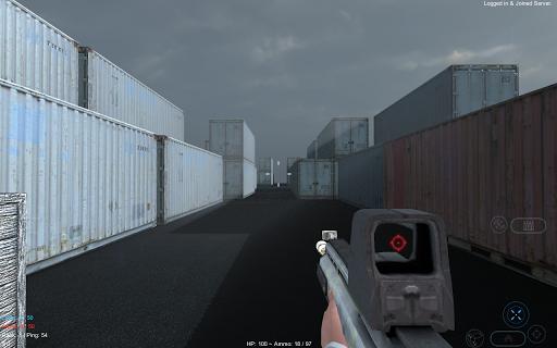 Future Ops Online Premium FPS - screenshot
