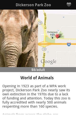 【免費旅遊App】Show-Me Missouri-APP點子
