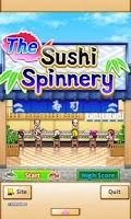 Screenshot of The Sushi Spinnery