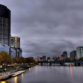 by Terrence Credlin - City,  Street & Park  Skylines