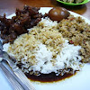 Rice with Minced Meat,Braised Egg,Sesame Chicken