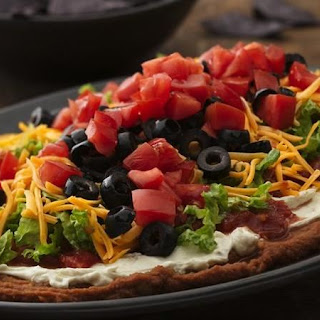 Bean Dip With Cream Cheese Layer Recipes