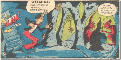 George-Carlson-Pie-Face-Prince-06-prince-enters-cave-of-witches