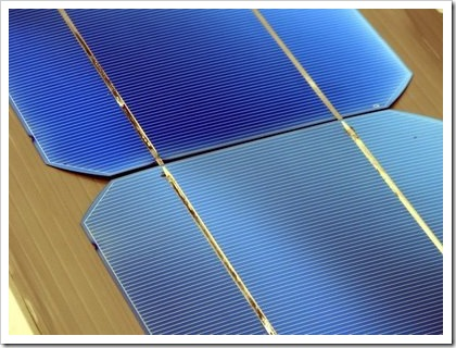 Solar Cell Dye Coated