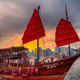 Hong Kong by Vlad Dark - Landscapes Travel ( hong kong, asia, travel, landscape, china )