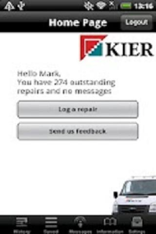 Kier Repairs