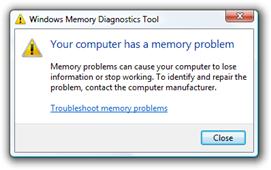 MemoryProblems