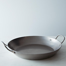 Steel Paella Pan