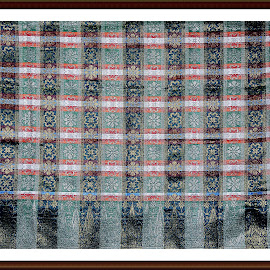 Songket by Azman Kamaruddin - Painting All Painting
