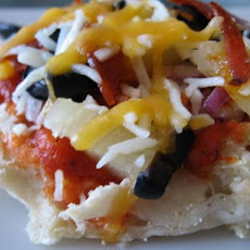 Ibs-Friendly Pizzas English Muffin &  Sourdough