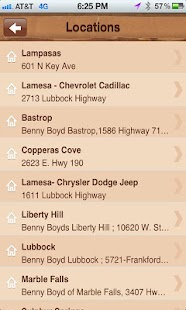 Benny Boyd Auto Group - screenshot