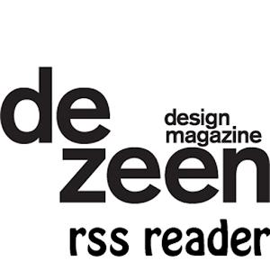 Dezeen Magazine RSS Reader For PC