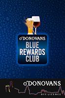 Screenshot of O'DONOVAN'S