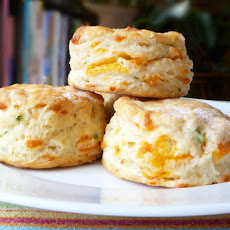 Cheddar and Scallion Biscuits