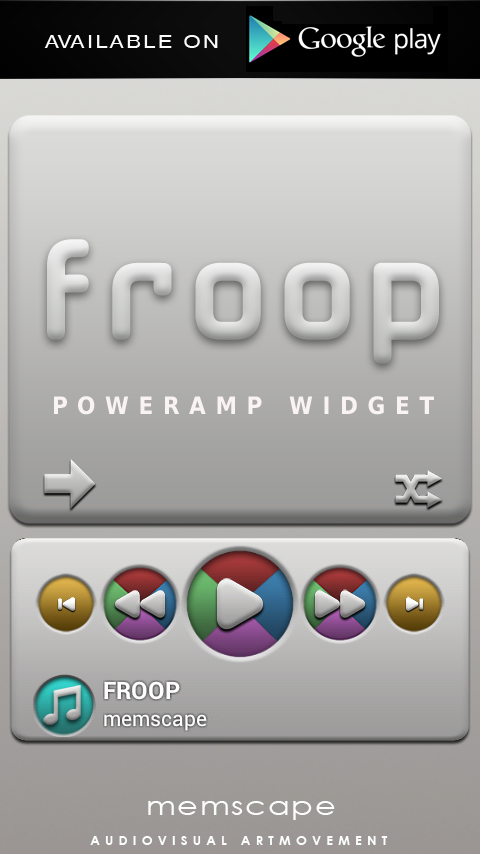 FROOP Next Launcher 3D Theme Screenshot 7