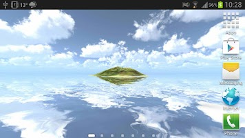 Screenshot of True Weather 3D